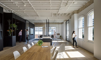 Cox Architecture`s new Brisbane studio | Office facilities | Cox Architecture