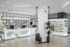 Farmacia Sud | Manufacturer references | GRID System APS