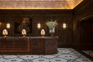 The Beekman | Hotel interiors | Martin Brudnizki Design Studio