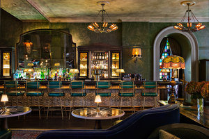The Beekman | Hotel-Interieurs | Martin Brudnizki Design Studio