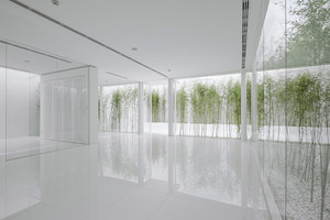 Bamboo Forest on the Roof | Intérieurs de club | Hu Quanchun