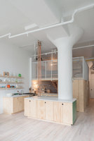 Bed-Stuy Loft | Living space | New Affiliates