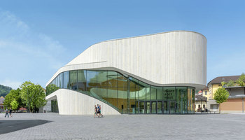 Culture and Congress Centre Montforthaus Feldkirch | Konzerthallen | Hascher Jehle Architektur