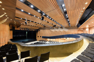 Culture and Congress Centre Montforthaus Feldkirch | Auditorium | Hascher Jehle Architektur