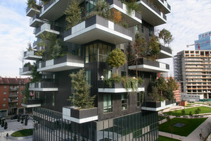 Bosco Verticale | Manufacturer references | Cotto d'Este Reference Projects