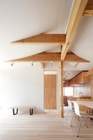 House for Four Generations | Living space | tomomi kito architect & associates