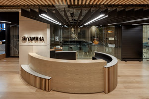 Yamaha Music Australia | Office facilities | Studiomint