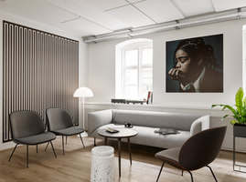 Universal Music | Office facilities | Sara Martinsen