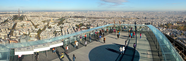Paris Montparnasse | Manufacturer references | Silvadec reference projects