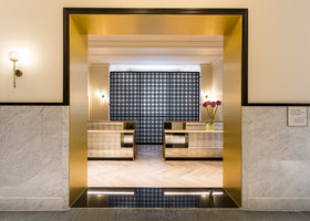 The Gray Hotel | Hotel interiors | Beleco