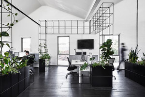 Candlefox HQ | Office facilities | Tom Robertson Architects