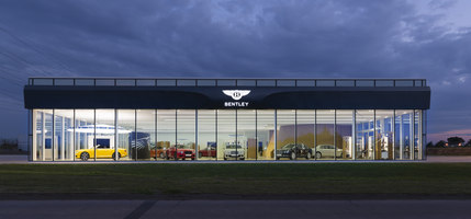 Bentley Showrooms  Europe & Middle East | Manufacturer references | B&B Italia