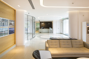 Bentley Showrooms  Europe & Middle East | Herstellerreferenzen | B&B Italia reference projects