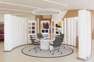 Bentley Showrooms  Europe & Middle East | Manufacturer references | B&B Italia reference projects