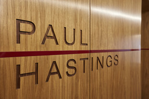 Paul Hastings | Manufacturer references | B&B Italia reference projects