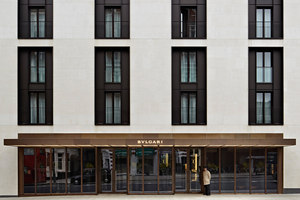 Bulgari Hotel Knightsbridge | Manufacturer references | Maxalto reference projects