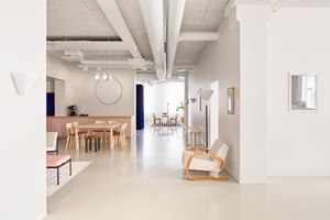 Artek Headquarters | Office facilities | Sevil Peach