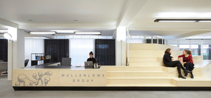 Mullen Lowe | Office facilities | Studio Octopi
