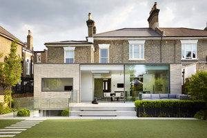 White Lodge | Detached houses | Studio Octopi