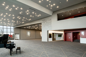 Federal Way Performing Arts and Event Center | Konzerthallen | LMN Architects