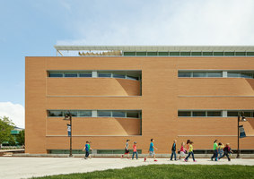 Jon M. Huntsman Hall | Universities | LMN Architects