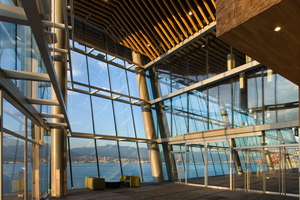 Vancouver Convention Centre West | Trade fair & exhibition buildings | LMN Architects