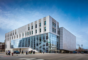 Voxman Music Building | Konzerthallen | LMN Architects