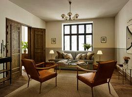 Sanders Hotel Copenhagen | Intérieurs d'hôtel | Lind+Almond