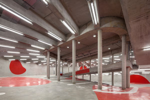 Car Park in Paris | Infrastructure buildings | Anonyme