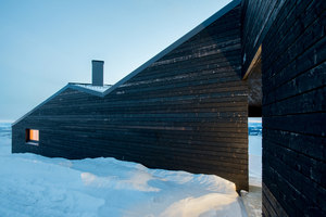 Cabin Sjusjoen | Casas Unifamiliares | Aslak Haanshuus Arkitekter