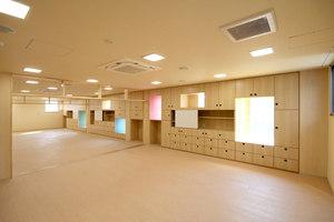 Morinoie nursery school | Guarderías/Jardín de Infancia | Masahiko Fujimori
