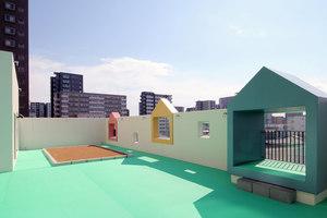 Morinoie nursery school | Kindergartens / day nurseries | Masahiko Fujimori