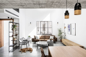 Nir Am | Living space | Shtaigman / Inner Story