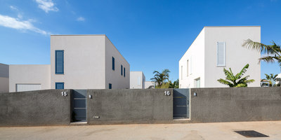 Garden Housing | Detached houses | Giuseppe Gurrieri