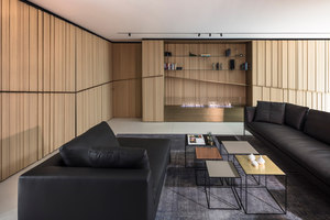 Wrapped with the horizon | Living space | Tal Goldsmith Fish
