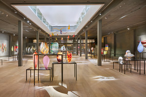 Lino Tagliapietra Glass Studio | Showrooms | Graham Baba Architects