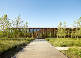 Washington Fruit HQ | Industrial buildings | Graham Baba Architects