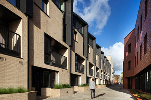 City Park West | Apartment blocks | Pollard Thomas Edwards