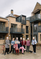 New Ground Cohousing | Semi-detached houses | Pollard Thomas Edwards