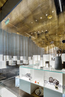 The Designers` Brands Collection Store Under the Golden Cloud | Shop interiors | Atelier Tree