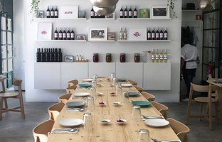 Mezze | Manufacturer references | Branca Lisboa reference projects