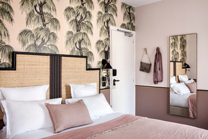 Hotel Doisy | Hotel interiors | BR Design Interieur