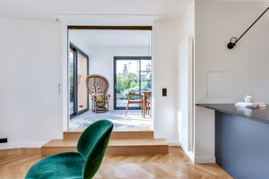 Penthouse Paris 7th | Locali abitativi | BR Design Interieur