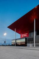 Amphithéâtre Cogeco | Concert halls | Atelier Paul Laurendeau