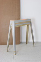 Lightness Table | Prototypes | David Derksen Design