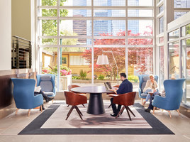 Key Center Lobby Reposition | Office facilities | SkB Architects