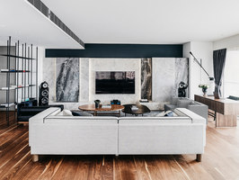 Turkmen House | Living space | escapefromsofa