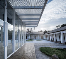Qingyuan Young Professors' Club, Zhejiang University | Schools | The Architectural Design & Research Institute of Zhejiang University, ACRC