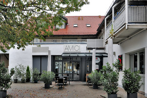 Pizzeria AMICI | Manufacturer references | Ceramiche Supergres