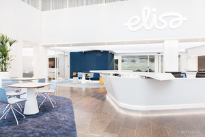 Elisa Oyj | Office facilities | Kohina